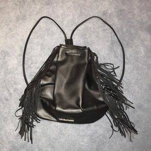 BRAND NEW Victoria's Secret Leather Backpack